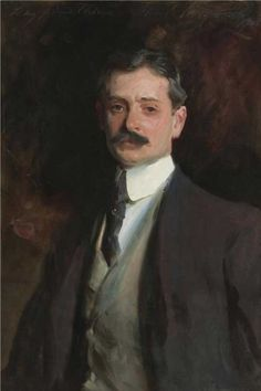 Sargent, John Singer. Portrait of William Thorne. 1905. Private Collection. Jssgallery.org. Web. 24 Sept. 2015. <http://www.jssgallery.org/Paintings/Portrait_of_William_Thorne.htm>.