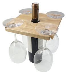 Wood & Wine - Il Porta Calici…
