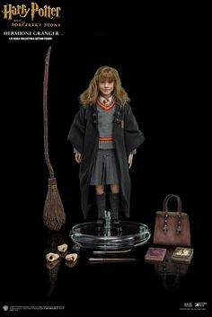 Star Ace Toys SA0004 Harry Potter and the Sorcerer's Stone 1/6 Hermione Granger (In Stock) Free Shipping