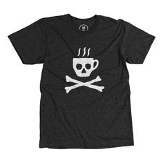 Cotton Bureau – Death Before Decaf by Jeremy Booth