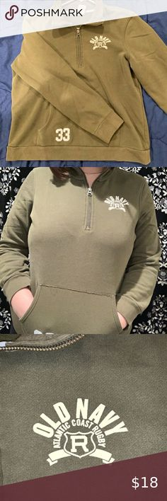 NWT Old Navy Women/'s Logo French Terry Zip Hoodie Lightweight Jacket sweatshirt
