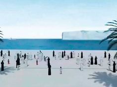 Firm says it will begin towing icebergs from Antarctica to UAE to harvest fresh drinking water