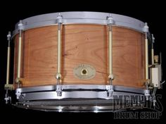 Noble & Cooley 14 x 7 SS Classic Cherry Snare Drum