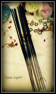 A personal favorite from my Etsy shop https://www.etsy.com/listing/221966245/dragons-blood-incense-sticks-10-pack