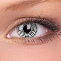 Spider Crazy Contact Lenses ($27.88 Pair, free delivery). Want.