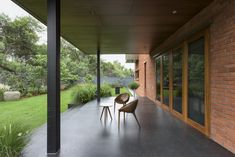 Gallery of Brick House / A for Architecture - 8