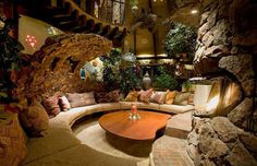mountain cabin interiors - Google Search