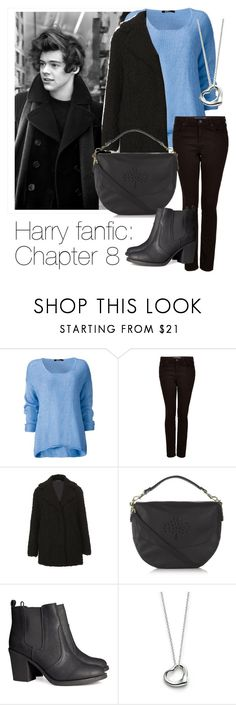 """""""Harry fanfic: Chapter 8 -Christmas shopping"""" by style-with-one-direction ❤ liked on Polyvore featuring Topshop, Mulberry, H&M, Elsa Peretti, kitchen, country, OneDirection, harrystyles, 1d and fanfic"""