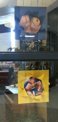 Graphic novel display