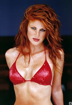 Angie Everhart - Super Model