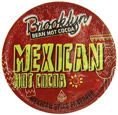 Brooklyn Bean Roastery Mexican Single-Cup Hot Cocoa for Keurig K-Cup Brewers #BBRHB #Coffee #Cocoa #KCup