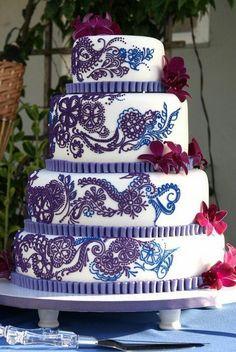 Custom Wedding Cake Designs | Elegant Design Wedding Cakes For Special Brides