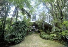 Casa de Vidro de Lina Bo Bardi recebe exposição com curadoria de Hans Ulrich Obrist