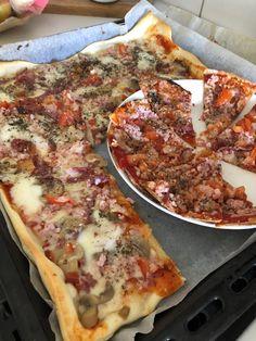 Tupun tupa: Perjantain parhaat Vegetable Pizza, Vegetables, Food, Essen, Vegetable Recipes, Meals, Yemek, Veggies, Eten