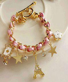 Beautiful paris bracelet