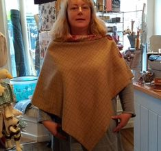 In January 2017 Fiona, who works in our shops and designs accessories for us, came up with the Skye Wrap. A simple and versatile over – garment, Fiona's thoughts were to showcase the wonderful fabrics that we stock in the Continue reading →