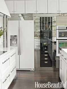 #Kitchen of the Month, October 2012. Design: Mick De Giulio. Kitchen Appliances