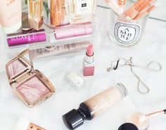 Where To Splurge & Where To Save: Beauty Edition — From Roses My Beauty, Hair Beauty, Scale, Things To Come, Roses, Packaging, Lipstick, Detail, Bag