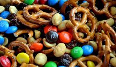 Kid-Friendly Trail-Mix from: Stop Lookin' Get Cookin'