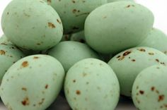 Spotted eggs
