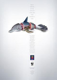 Creative Advertising Ads WWF (1)