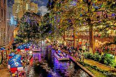 A trip to San Antonio in December has big possibilities