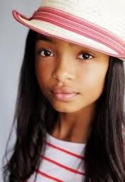 Yara Shahidi she's going to be HUGE! Great young actress! (imagine that)