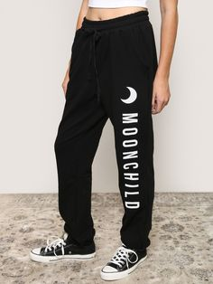 Moon Child Joggers