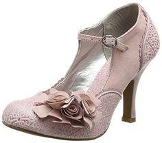 Ruby Shoo Women's Emily Pink Mary Jane Pumps UK 5 EU 38 R... https://www.amazon.com/dp/B017RLFMPW/ref=cm_sw_r_pi_dp_x_3vsKybHS4XKZZ