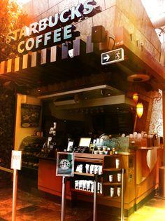 Starbucks at Langham Place, Hongkong
