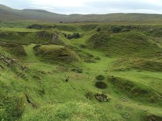 Fairy Glen spirals. Get Lost in These Real-World Fairy Tale Landscapes