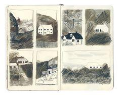 Sketchbook — Emma Carlisle