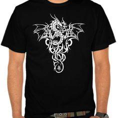 Animal t-shirt - dragon tees - artsivaris
