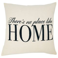 There S No Place Like Home Pillow Coming Soon Ss14 Fur Accent