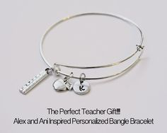 Teacher Appreciation Gift.  Alex and Ani by JewelryImpressions
