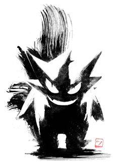 Pokemon by AJ Hateley