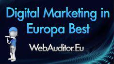 #WebAuditor.Eu European Online Marketing #BestOnlineMarketing Top Search Marketing: bitly.com/393BLty Marketing Top in Europa #InterNe... Marketing Viral, Guerilla Marketing, Event Marketing, Mobile Marketing, Affiliate Marketing, Marketing Innovation, Online Marketing Agency, Marketing Consultant, Marketing Digital