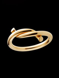 cartier knot ring so simply pretty i have always thought that knotted rings were…