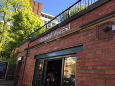 You can now have a coffee in former public toilets in Glasgow - Scotsman Food and Drink