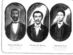 Founders of Aiken County SC