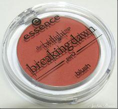 @essence cosmetics Breaking Dawn - blush