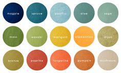 [CasaGiardino]  ♡  Love the colors!