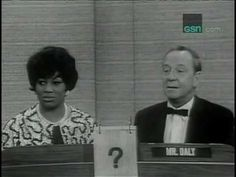 "Leontyne Price on ""What's My Line"" (1966)"