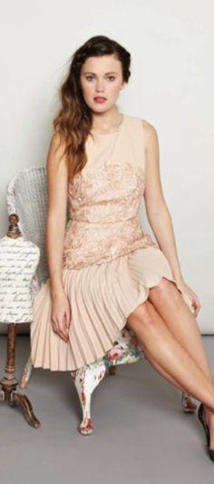 Nude Dress Nude Dress, Formal Dresses, Fashion, Dresses For Formal, Moda, Fashion Styles, Fasion, Gowns, Evening Dresses