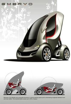 Futuristic Transportation Design Concepts - Page 5 of 5 - VixertYou can find Transportation design and more on our website.Futuristic Transportation Design Concepts - Page . Bugatti Veyron, Design Transport, E Biker, Future Transportation, Eco Friendly Cars, Futuristic Cars, Futuristic Vehicles, Smart Car, City Car