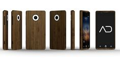 Bamboo smartphone by AD Creative