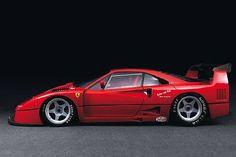 1990 Ferrari F40 LM Competition Berlinetta Sold for €964,500