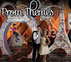 I want a PROM Party for one of my next themes! :D