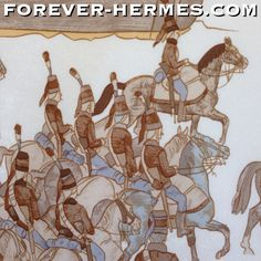 In our store http://forever-hermes.com #ForeverHermes this stunning Hermes Paris silk scarf by Philippe Ledoux titled Marine Et Cavalerie featuring #Napoleon Napoleonic French Cavalry #military cavaliers #horseman #horserider #horses from #1795 and marvelous #sailing #sailboat #sailship of the Dutch #Navy in #snow landscape pluviose #year1795 for the #dapper #gentleman #mensfashion #menswear #menstyle #necktie #Hermes Carre #Hermesscarf