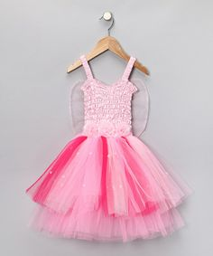 Take a look at this Pink Ava Dress - Toddler & Girls by Fairy Dreams on #zulily today!http://www.zulily.com/invite/afreitas250